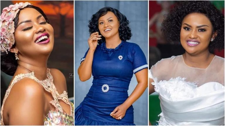 VIDEO: Details of how Nana Ama McBrown borrowed Gh50 to feed in 2008 pop up.