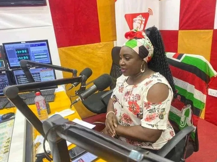 NDC gave me Gh4,000 as women organizer to campaign- Hanna Bisiw.