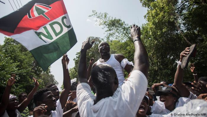 NDC condemns National Security Operatives' Rambo-style arrest of Citi TV journalists.