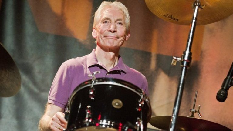 Rolling Stones drummer Charlie Watts died, aged 80.