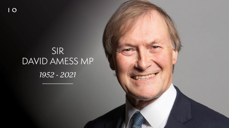 How World leaders react to death of UK MP Sir David Amess
